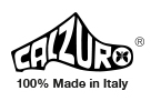 Calzuro logo made in italy